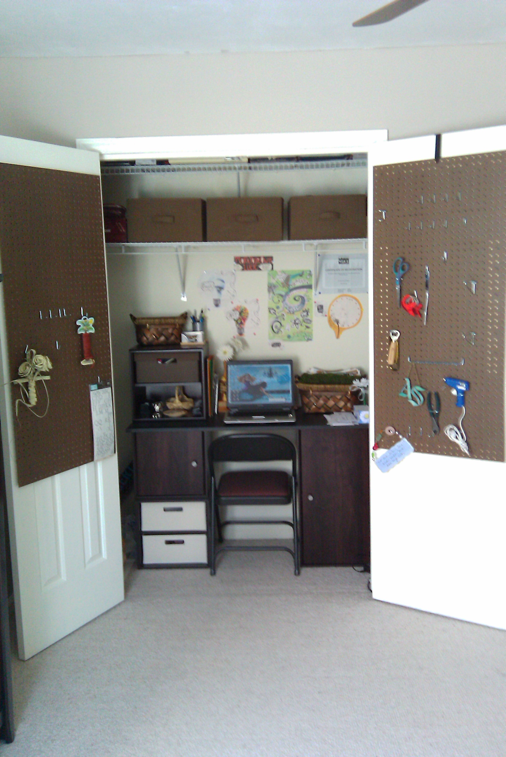 DIY Closet Offices Ideas PDF Download Cabin Design Living